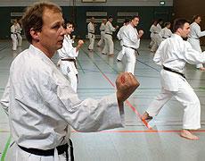 Karate Stefan Kata